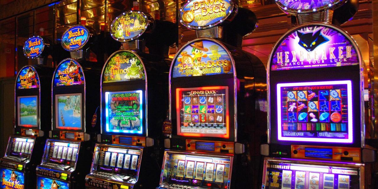 Лучшие игровые автоматы Columbus для удовольствия и заработка - zhytomyr-online.com